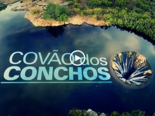 Covão dos Conchos foi notícia no Brasil!