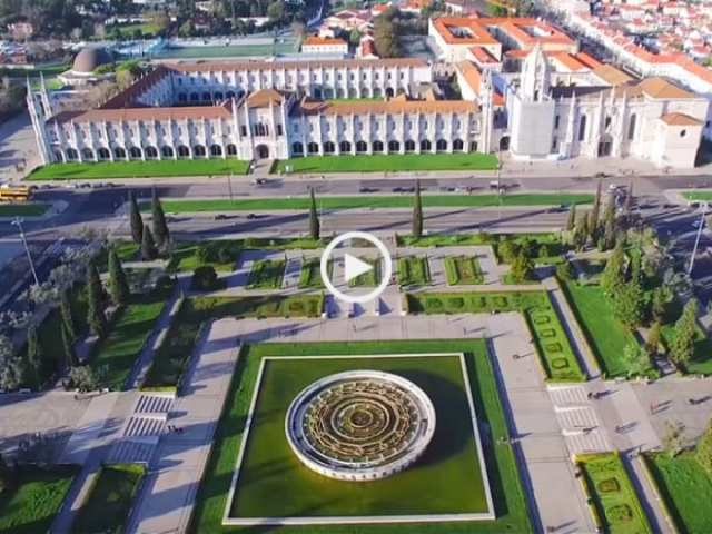 Lisboa ribeirinha, maravilhosa