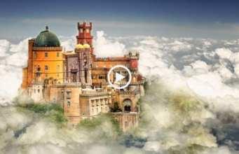 Lugares em Portugal que parecem saídos de contos de fadas