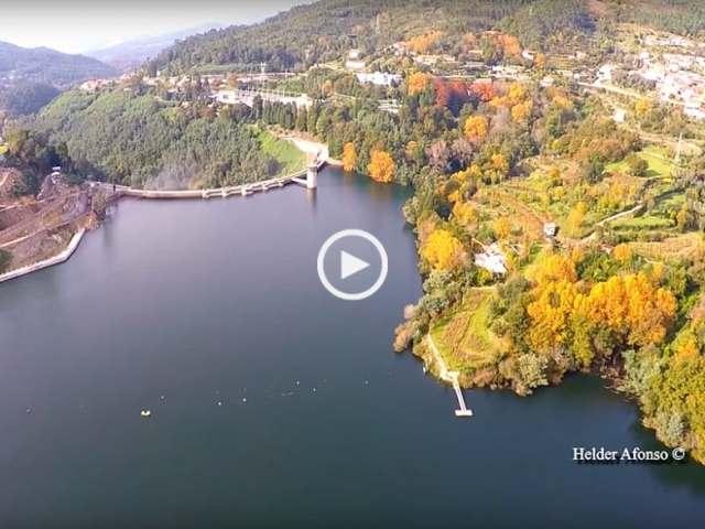Gerês: Imponente Barragem da Caniçada!