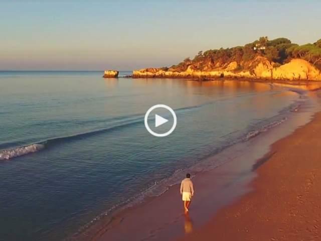 Algarve: Nascer do sol de tirar o fôlego