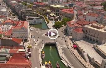 Aveiro, a cidade dos canais