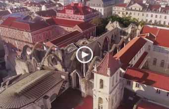 luz mágica de Portugal