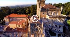 Fabuloso Palácio do Buçaco (Ultra Alta Definição)