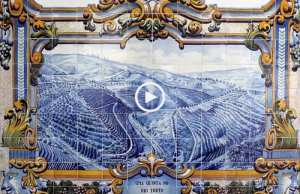 Magnífica Azulejaria Portuguesa - Douro