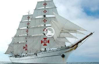 Viagem na Sagres, o mais belo navio do mundo
