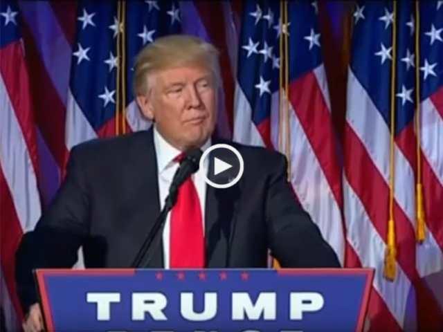 Aconteceu! Trump eleito Presidente!