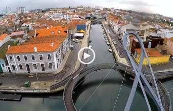 Aveiro, das cidades mais belas de Portugal!