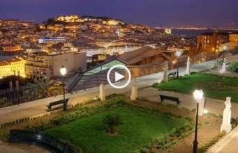 Encantador passeio por Lisboa!