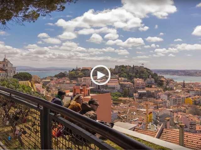 Fabulosa Lisboa! (Ultra Alta Definição)