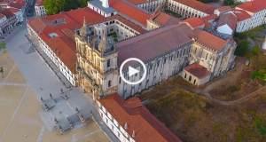 Majestoso Mosteiro de Alcobaça!