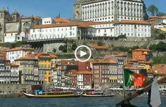 O Porto, o Vinho do Porto e os Rabelos!