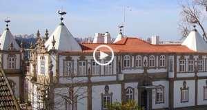 Notável e Luxuoso Palácio do Freixo, Porto!
