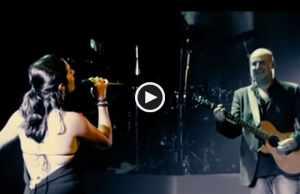"""Espetacular! Cristina Branco & BLØF """"Dansen Aan Zee"""""""