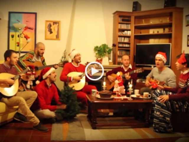 Feliz Natal! Grupo de Fado de Coimbra - Amanhecer