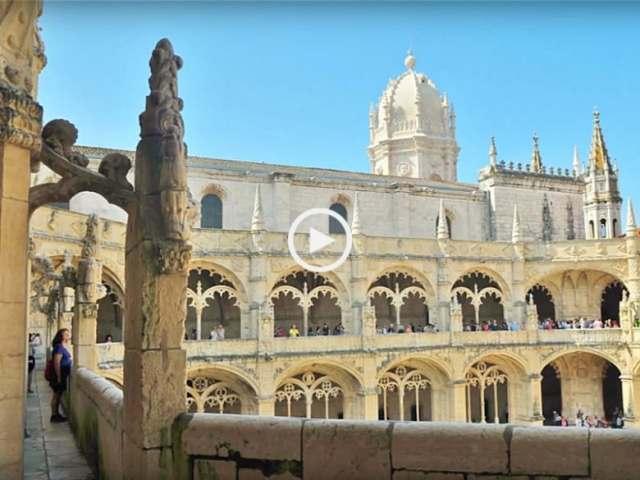 1 dia no Grandioso Mosteiro dos Jerónimos