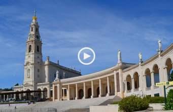 Santuário de Nossa Senhora do Rosário de Fátima!