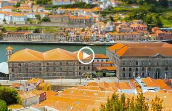 O nosso Porto é incomparável! (Ultra Alta Definição)