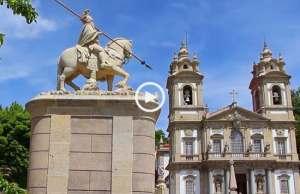 Braga, deslumbrante e encantadora