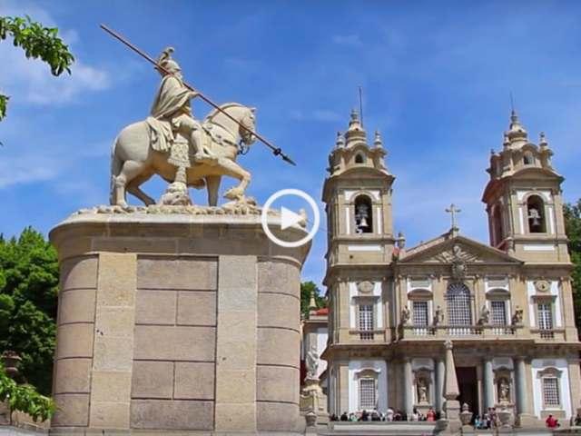 Braga, deslumbrante e encantadora!