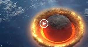 Impressionante! O que aconteceria se um Asteroide caísse na Terra?