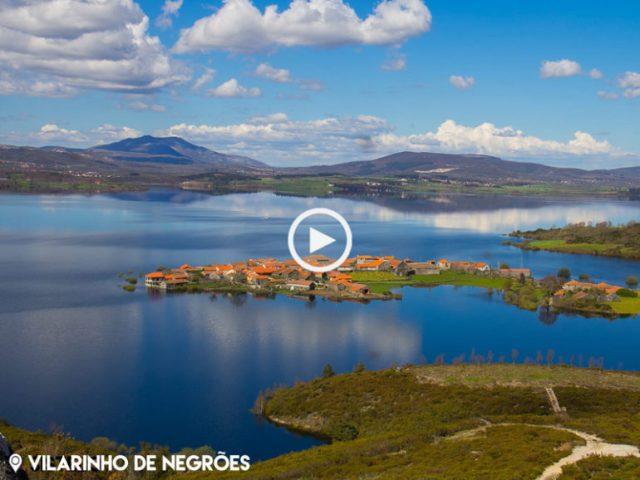 Vilarinho de Negrões, das mais belas aldeias de Portugal