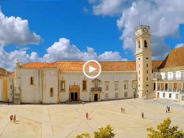 Coimbra, capital do Amor e da Saudade