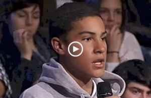 Jovem de 16 anos cala investigadora Raquel Varela na RTP!