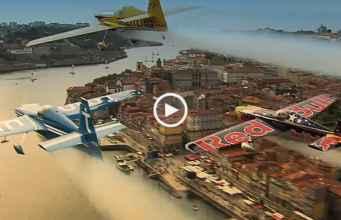Red Bull Air Race regressa à cidade do Porto!