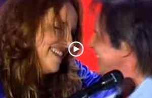 """Roberto Carlos e Ana Carolina """"Como vai você"""""""