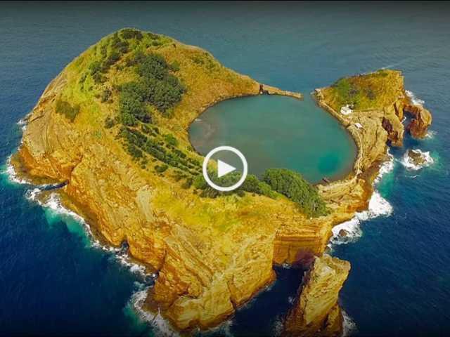 A ILHA MÁGICA: S. Miguel, Açores