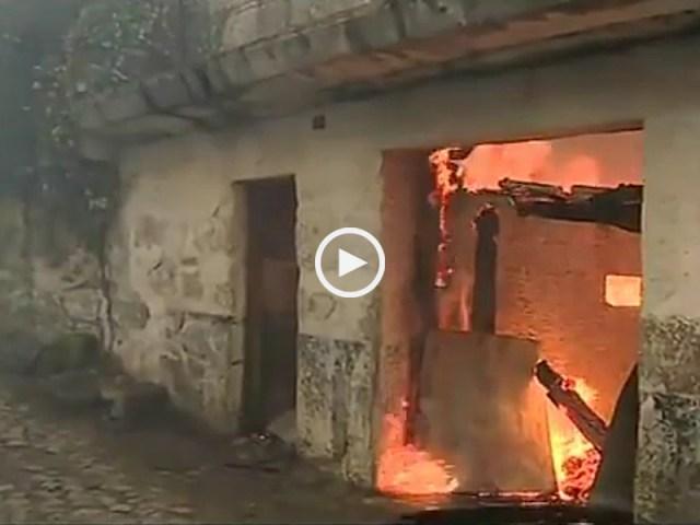 grandes incêndios