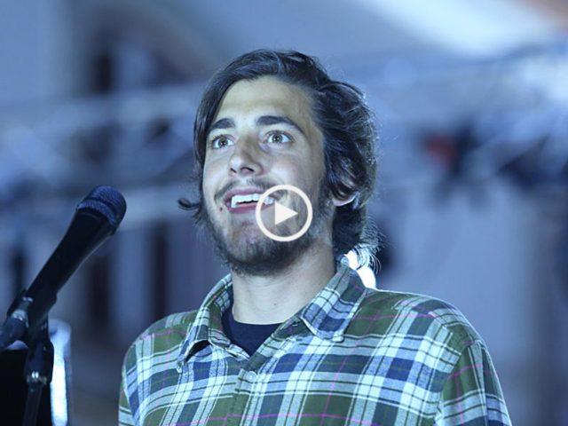 Salvador Sobral canta António Zambujo