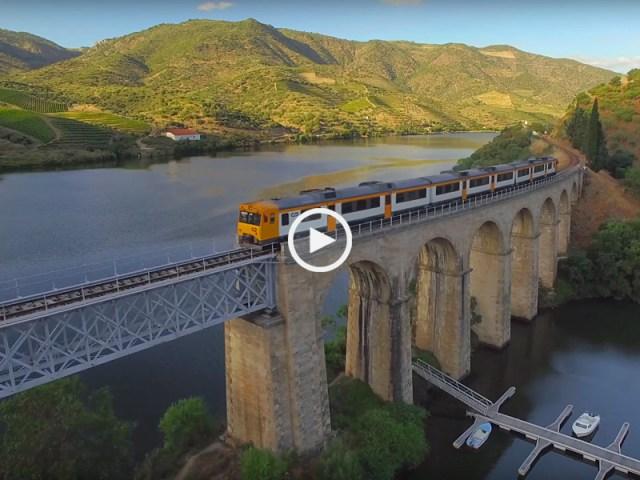 Fantásticas imagens nunca vistas de Portugal