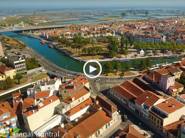 Visitar Aveiro, a Veneza Portuguesa