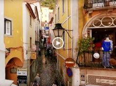 Fantástico passeio em Sintra