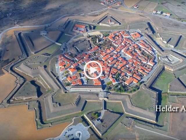 Almeida, a vila fortificada