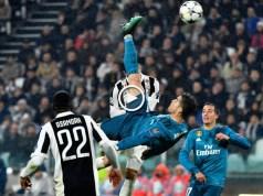 Adeptos da Juventus e os agradecimentos de Cristiano