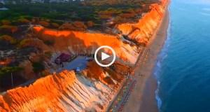 Praia portuguesa eleita uma das melhores do mundo