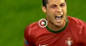 Portugal de mãos dadas pela Seleção