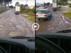 A pior estrada do mundo é portuguesa