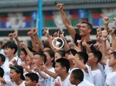 O Melhor do Mundo deixa fãs em delírio na China
