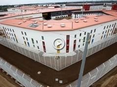 Recluso francês escapa da prisão de helicóptero