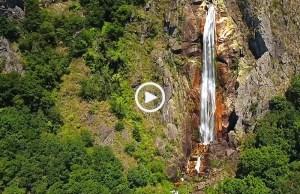 Serra da Freita e uma das maiores cascatas da Europa