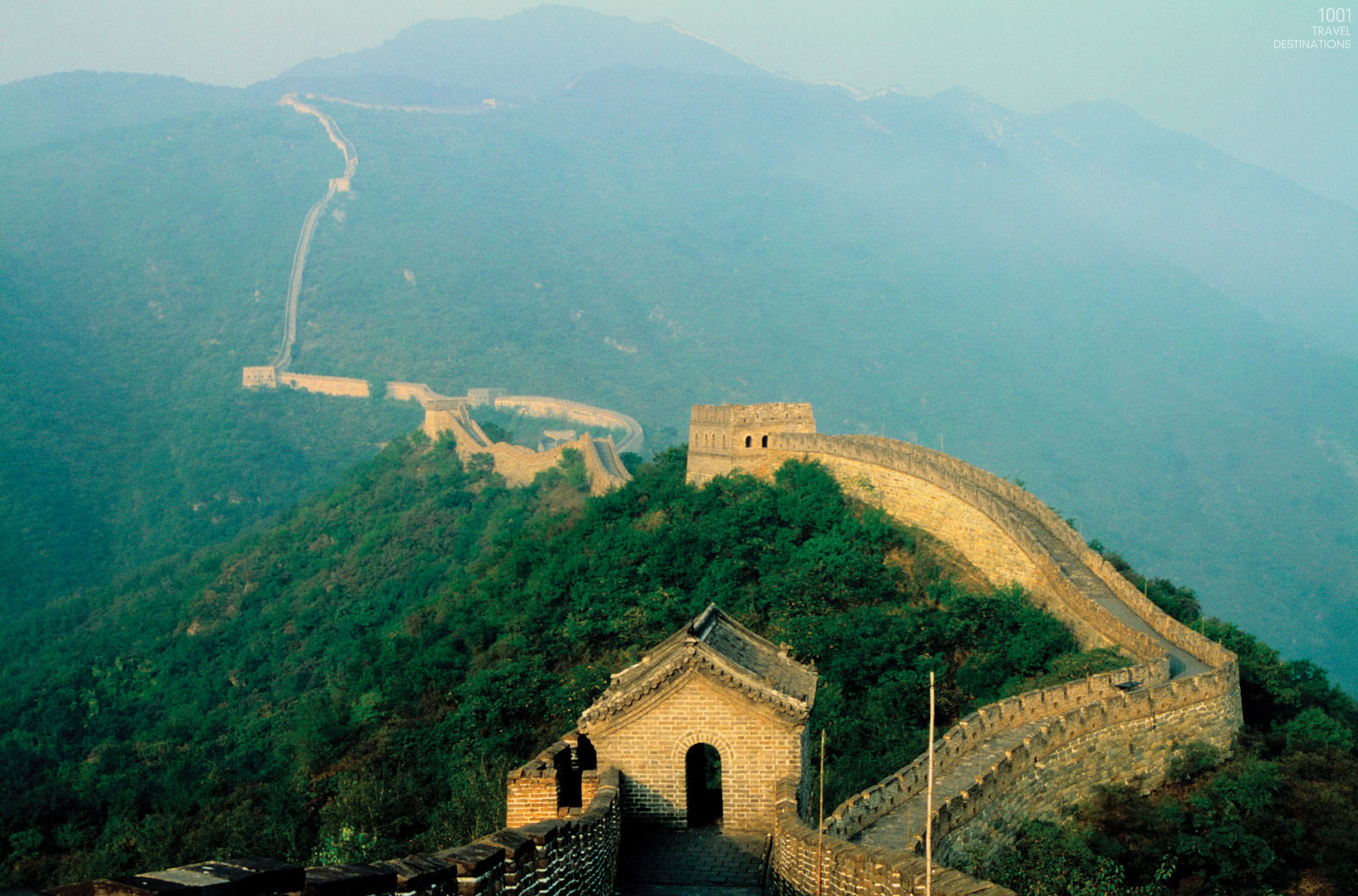 The Great Wall Of China One Of The Greatest