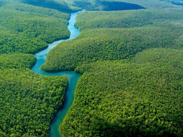 0008 – Amazon River | 1001 Travel Destinations