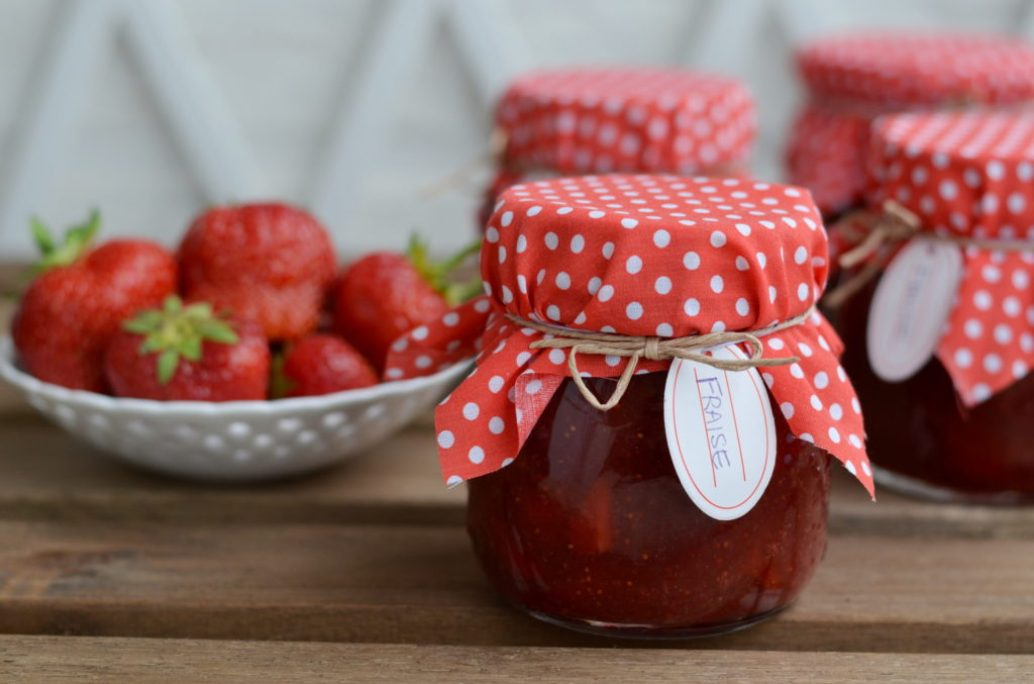 Jahodová marmeláda