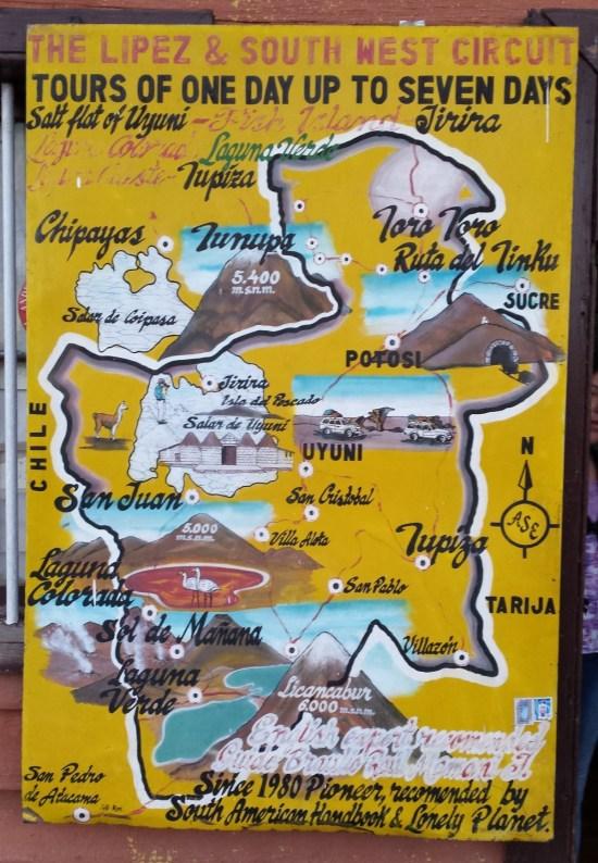 Výlet na solné pláně v Bolívii je nezapomenutelný zážitek a pár tipů jistě přijde vhod. Tady je rychlý průvodce výlety na Salar de Uyuni a Sud-Lípez.