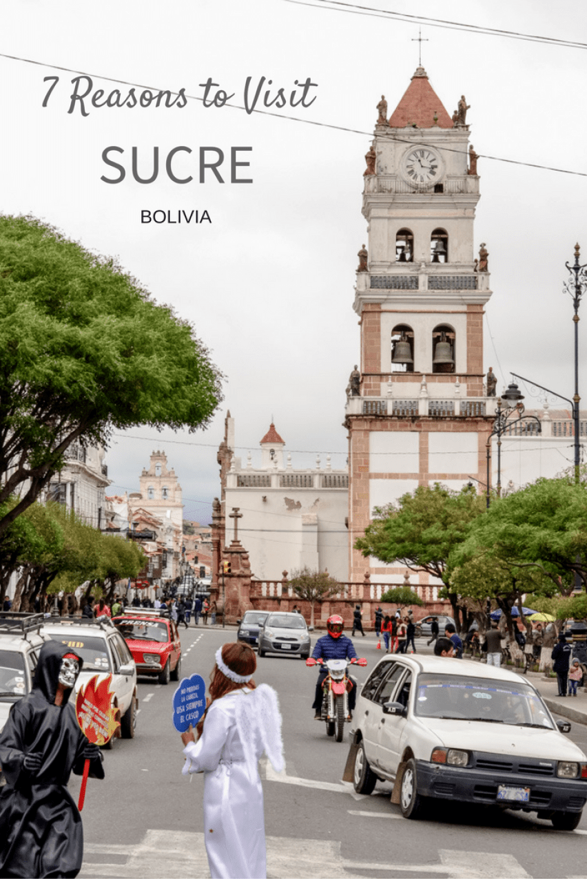 If you want to know what makes this place so special and why you should visit Sucre while traveling to Bolivia, this post is for you.