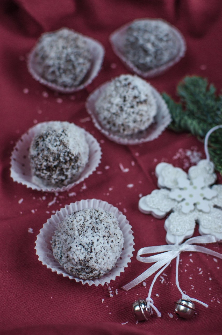 Chocolate-covered prunes stuffed with marzipan are perfect for a small Christmas dessert, they are no-bake, easy to make, delicious and people love them!